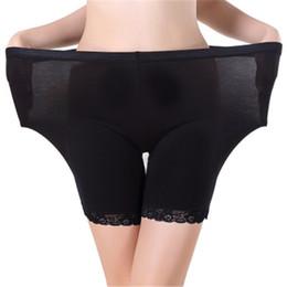 Wholesale Women Panties Super Sexy - Summer High Waist Safety Cottton Panties for Women Boxer Briefs Sexy Women's Lace Panties for Lady Super Elastic