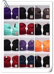 Wholesale Popular Brand Knitted Hats - Diamond Beanies Popular Baseball Hats Hip Hop Snapback Beanies Brand Sports Knitted For Men Women drop shippping Top Quality Pom Pom Beanies