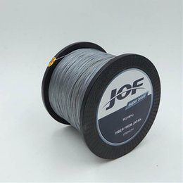 Wholesale Metered Braid - 500M Fishing Super Strong Japan Multifilament PE Braided Fishing Line 8 Strands 13 20 30 40 50 60 80 120 150 200LB