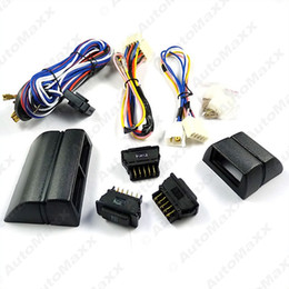 Wholesale Universal power window switches with Holder and wire Harness SKU