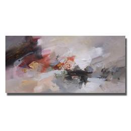 Quadros de pintura a óleo baratos on-line-Atacado Pintura A Óleo Fotos para Sala de estar Decoração Da Parede Pintados À Mão Barato Moderna Pintura A Óleo sobre Tela Nova Arte Da Parede Sem Moldura