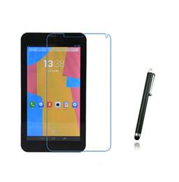 "Wholesale Screen Protector Cube - Wholesale- 1x films + 1x Cloth + 1x Stylus , Clear LCD Screen Protector Protective Film Guards For Cube U51GT_C8 Talk7x Talk 7x U51GT 7"""