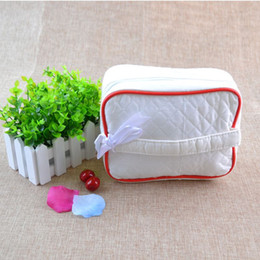 Wholesale Wholesale Travel Cases - Wholesale- Professional Makeup Organizer Box Cosmetic Case Large Capacity Cosmetic Storage Bag Travel Organizer Make Up Case Toiletry Boxes