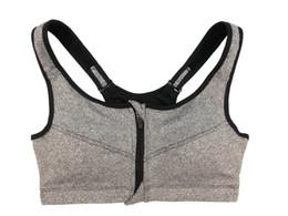 Wholesale Natural Shocks - Women Sports Yoga Seamless Bra Shock Proofing High Impact Workout Gym Bra