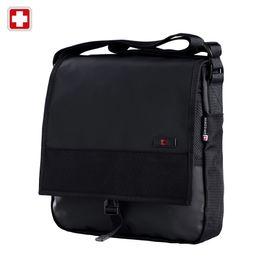 Wholesale Business Casual Messenger Bag Brand Casual Shoulder Bag Medium  Size Black Book Satchels Crossbody Waterproof Zipper Bag Designer Crossbody  Bags ... 1e7a5180e2