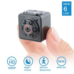 Wholesale Night Vision Portable Recorder - 1080P Mini Hidden Spy Camera Portable Digital Video Recorder,Night Vision,Motion Detection