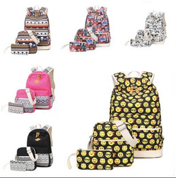 Wholesale Plum Owl - Bags Owl Fashion Backpack Animal Bookbags School Boys and Girls Backpacks Bags For Teenage HIgh Quality Outdoor Travel Bag DHL Free Shipping