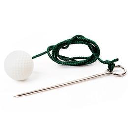 2019 оптовая торговля Оптово-гольф вождения мяч Swing Hit учебное пособие скидка оптовая торговля