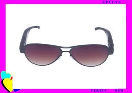 Wholesale Sunglasses Spy Quality - High quality technology lens high-definication 1080P resolution pinhole technology support 64GB DVR motion detection spy sunglasses camera