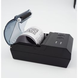 Wholesale Printer Receipt Paper - TP-B7 Restaurant Portable 58mm Thermal Receipt Printer with Paper Roll&Driver mobile bluetooth thermal