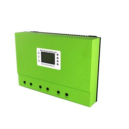 Wholesale Dc Cooling System - Master-B MPPT 40A 50A 80A DC 48V 96V solar system charge controller with RS232  LAN or RS485 LAN self-cooling heatbarrier