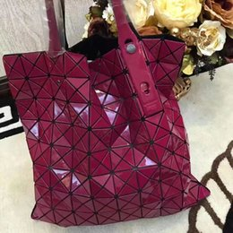 Wholesale Crazy Shops - Original quality Women shopping bags free to deform casual fashion bags very durable Acrylic material healthy crazy popular now