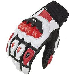 Argentina Venta al por mayor: guantes de motocicleta de fibra de carbono de piel de vaca AFS16 guantes de motocicleta hombres y mujeres guantes de carreras TAMAÑO: S-3XL Envío gratis cheap motorcycle gloves s size Suministro