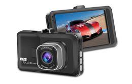 "Wholesale Video Camera Angles - 10PCS New 3.0"" CAR DVR D206 FHD1080P Car Camera Oncam Dash Camera120 Degree angle Dash Cam G-sensor Night Vision Video Recorder"