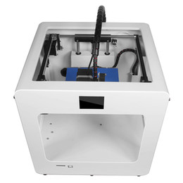 Wholesale 3d Stl - desktop 3D Printer Touch Screen Print Size 160*160*160 mm & SD Card Feed frame Assemble tools USB line for gift  Masking paper