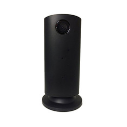 Wholesale Mini Live Camera - JH08(black) Mini Smart WIFI IP Camera with Remote Control ,Live Streaming Video and Two Way Audio surveillance.