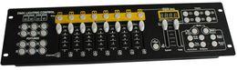 Wholesale 192 Channel Dmx Controller - DMX controller 192 Channels DMX console programmable stage lighting   DJ lighting controller   12V DC powered