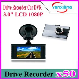 Wholesale Gps Camera Parking Sensor - 50PCS Upgrade version New mini car dvr camera full hd 1080p parking recorder video registrator camcorder night vision YX-Q6-3