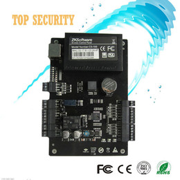 Control de acceso tcp ip puerta online-Al por mayor- C3-100 inteligente de una puerta de acceso bidireccional del panel de control del sistema de control aceess con TCP / IP RX232 / 485