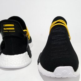 Wholesale Summer Sportswear Women - Moccasin Type NMD Pharrell & Revamped Lace of Feel,NMDs Human Race With Breakthrough Technology Connect People through sportswear brand