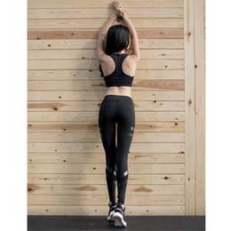 Wholesale Sport Short Pants For Women - Sexy Woman Fitness Coat Sport Wear Tracksuit Yoga Clothing Pants For Long Legs Sweatshirt +Pant Jogging Sportswear Costume 2pc Set