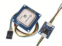 Wholesale Multiwii Gps - I2C-GPS NAV Module & U-blox NEO-6 V3.1 GPS Receiver for MWC MultiWii SE   Lite