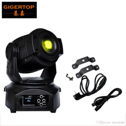 Wholesale Big Screen Lcd - TIPTOP TP-L606B 90W Led Moving Head Light Huiliang Chinese Brand Led Lamp New Design LCD Display Big Screen Color Gobo Wheel Rotattion