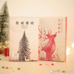 Free new years greeting cards australia new featured free new 30 pcs box nordic style christmas tree santa elk new year greeting card postcards message card blessing gift cards free shipping m4hsunfo