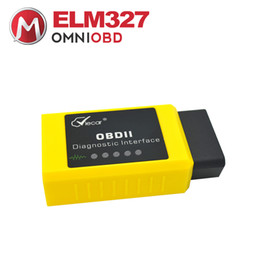 Wholesale Power Kia - Super Elm327 Bluetooth V1.5 Viecar VC003-A low power consumption OBD SCAN elm327 New OBDII Diagnostic Tool Android PC