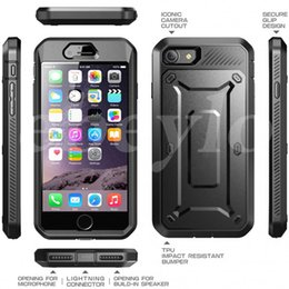 Wholesale Beatles Cases - New Armor Case Beatles Shockproof Defender Case Cover For iPhone 7 iPhone 6s plus 360 Degree Full Cover Protect The Phone