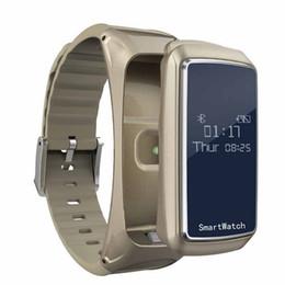 Wholesale Earphone Bracelet - New Smart TalkBand B2 Smart Bracelet Watch Wristbands Strap Bluetooth Earphone Fitness Band Phone Mate For IOS Android Smart phone bluetooth