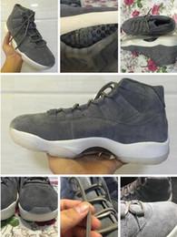 Wholesale Price Carbon - 2016 Drop ship top 11 Suede men basketball shoes real carbon fibre sports shoes size eur 41-47 wholesale price