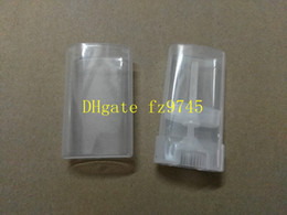 Wholesale Packaging 15ml - 20pcs lot 15g plastic Deodorant tube DIY lipstick tubes 15ml empty lip balm bottle Cosmetic package lip gloss bottle empty container
