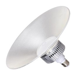 Wholesale E27 Led Flood Lamps - E26 E27 E39 E40 LED High Bay Light Bulb 30W 50W 80W 100W LED Lamp Warm   Cool White LED Flood Lighting