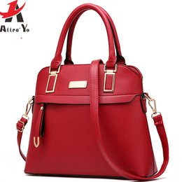 Wholesale Designer Cell Phone Pouch - Wholesale-Attra-Yo! designer bag for women handbag women bags leather handbags famous brands women's pouch high quality tote female LM3390