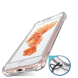 Transparent Transparent TPU Housse antichoc Etui Slim Smart Phone En vrac Acheter en Chine Pour Iphone 7 plus ? partir de fabricateur
