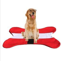 Wholesale Bone Mat - 2017 new Christmas bone mat, pet dog pad, creative home gift, Christmas gift, Christmas decorations