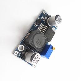 Wholesale 3v Converter - Free Shipping 1Pcs DC-DC Step-down Power Converter Module LM2596 LM2596S-ADJ DC 3V-40V to 1.5V-35V Adjustable Voltage Regulator Hot Sale
