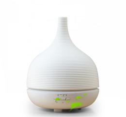 2017 Nuovo caldo colorato umidificatore luce desktop diffusore di aroma DC24V USB umidità controller camera mist maker purificatore d'aria da