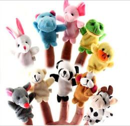 Canada Animal Finger Puppets Fournisseur professionnel de babykids pour le paiement d'entiercement 1000pcs / lot 6g Offre
