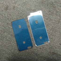 Joint d'étanchéité en Ligne-Pour iPhone 6S 6S + 6s Plus boîtier étanche joint adhésif bande de colle blanc noir