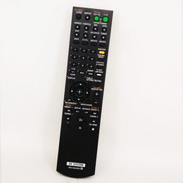 Wholesale Rm Video Player - Wholesale- NEW Remote control RM-AAU022 For Sony STR-KS2300 STR-DG520 AV system