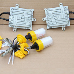 Wholesale Hid 55w Set - 20 sets fast bright 55w 6000k HID H1 H3 H7 H11 conversion KIT hb3 9005 hb4 9006 xenon headlight