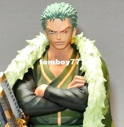 Wholesale One Piece 15th - NEW hot 17cm One piece 15th Roronoa Zoro action figure toys doll collection Christmas toy with box