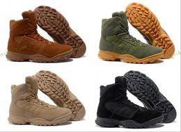 Wholesale Desert Special Combat Boots - 2017 GSG-9.3 special help desert tactics men climbing hiking combat training running shoes outdoor tactical boots desert boots size 40-46