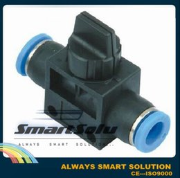 Wholesale Temperature Speed Control - HVFF Series Hand Speed Control Valve ,Pneumatic 6MM To 6MM Tube Pipe Hose Quick Air Fitting PHV