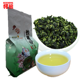 Wholesale Natural Care - C-WL034 Factory Outlet Natural Organic 50g Anxi Tieguanyin Oolong Tea Chinese Top grade Tikuanyin tea Tie Guan Yin Health Care Green tea
