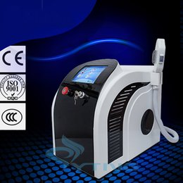 Wholesale Laser Hair Therapy - professional SHR IPL laser hair removal machine ipl skin care pigmentation therapy acne removal beauty equipment