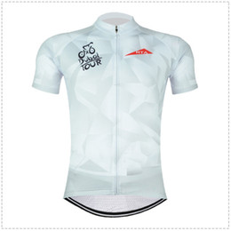 Wholesale Cheap Cycling Clothing China - Summer Cycling Clothing Breathable quick dry mtb clothes Tour de Dubai Cycling Jersey Cycle bike Sportwear China Cheap Ropa Ciclismo B1803