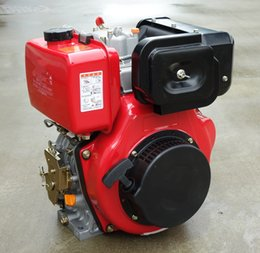 Wholesale Engine Water - WSE 178F 296cc 5hp Small Air Cooled 4-stroke Diesel Engine ,Portable engine for water pump Generator and farm tiller